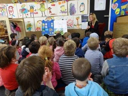 Nicole Melanson School Poetry Workshop Presentation
